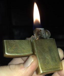 Vintage Zippo Lighter