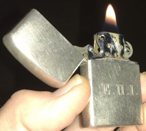 Allen-Haddock Co. Lighter