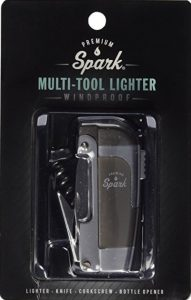 Premium Spark 4-in-1 Lighter